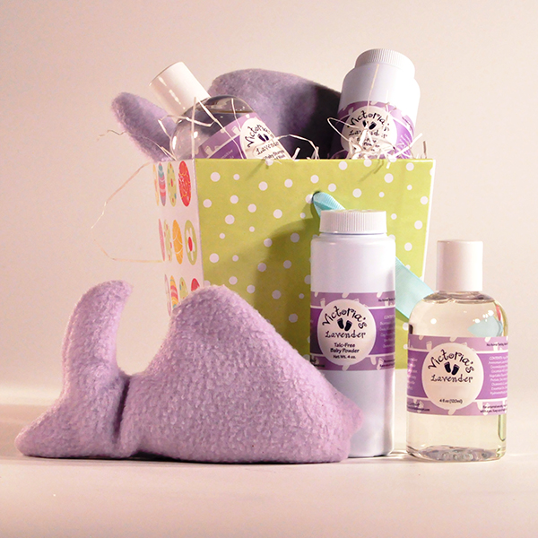 Baby Spa Basket
