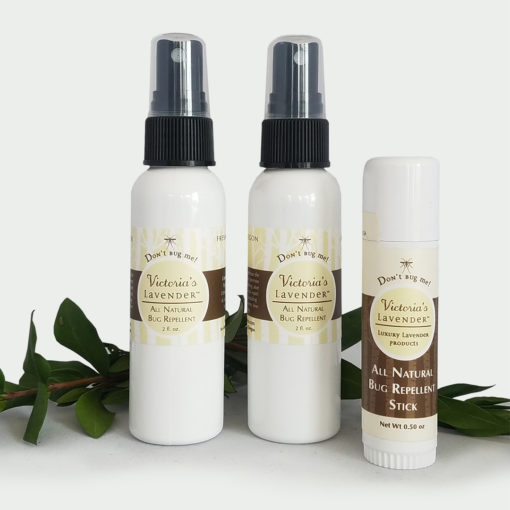 All natural bug spray travel size