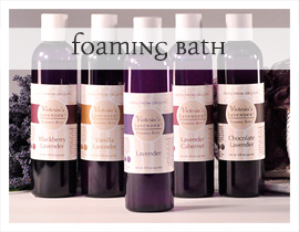 Foaming Bath Products