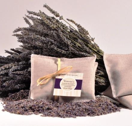 Lavender Dryer Sachets