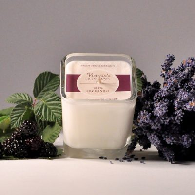 Soy Candle - Lavender Blackberry