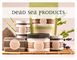 Dead Sea Products for men