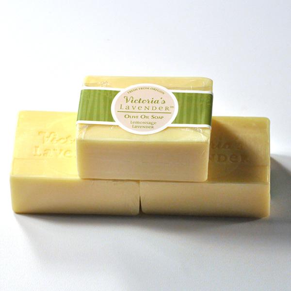 Lemonsage Lavender Soap