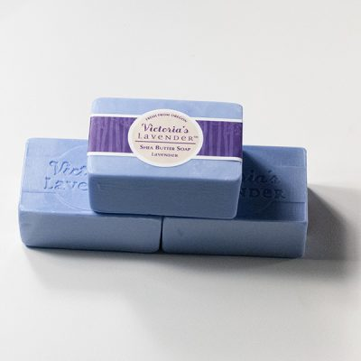 Lavender Shea Butter Soap