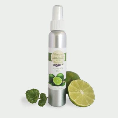 Lavender Lime Room Spray