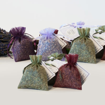 Lavender Sachets Small