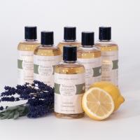 Organic Body Wash Lemonsage