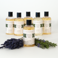 Organic Body Wash-Lavender Rosemary