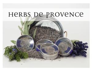 Culinary Herbs de Provence