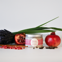Pomegranate Spice Body Scrub