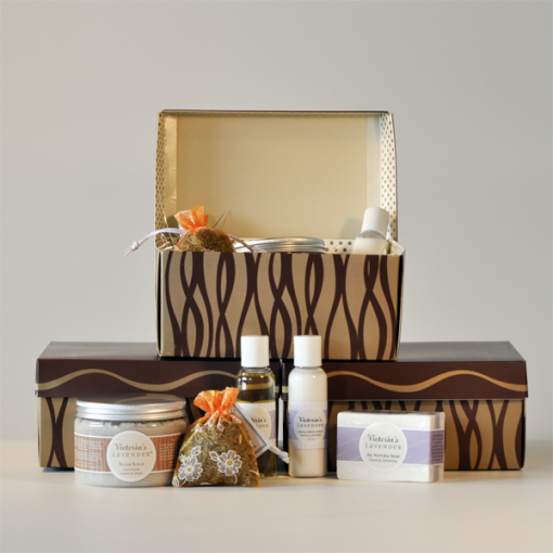 Vanilla Lavender Gift Box