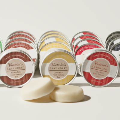 Foot Therapy Lotion Bars