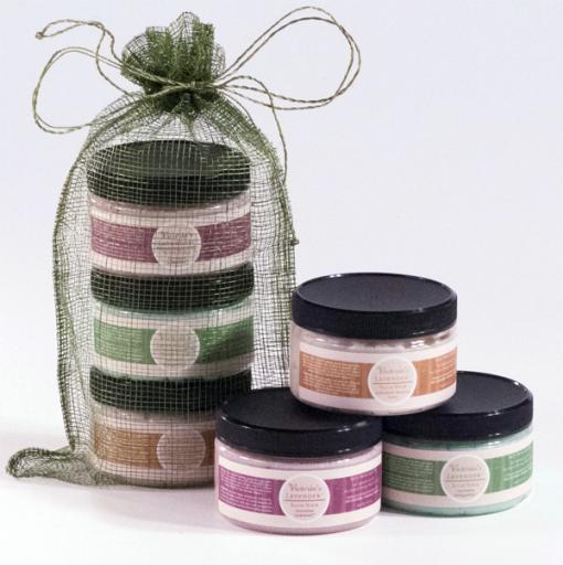 Sugar Scrub Gift Set