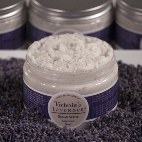 Lavender Bliss Sugar Scrub