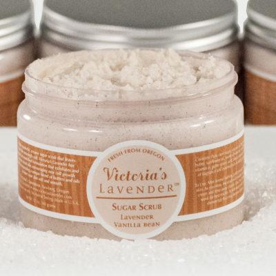 Vanilla Lavender Body Scrub