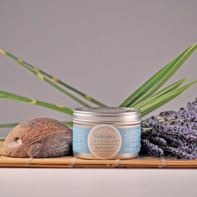 Tropical Lavender Body Candle