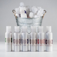 Travel Size Hand and Body Lotion in 6 scents