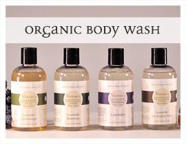 Organic Body Wash