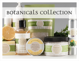 Botanicals lavender fragrance collection