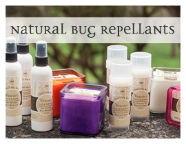 All Natural Bug Repellents