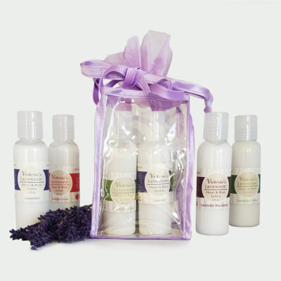 Lotion Sampler Gift Set