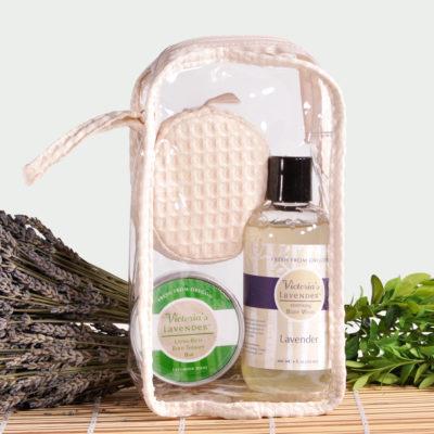 Body Wash Foot Bar Gift Set