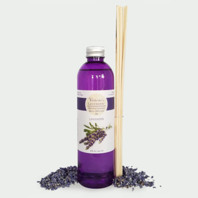 Lavender Diffuser Oil with Reeds