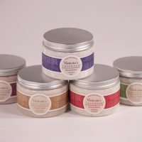 Sugar Body Scrubs