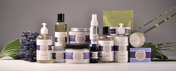 Victorias Lavender products