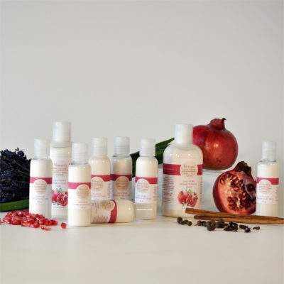 Pomegranate Spice Hand & Body Lotion