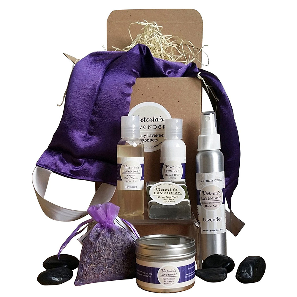 Luxury Lavender Gift Set