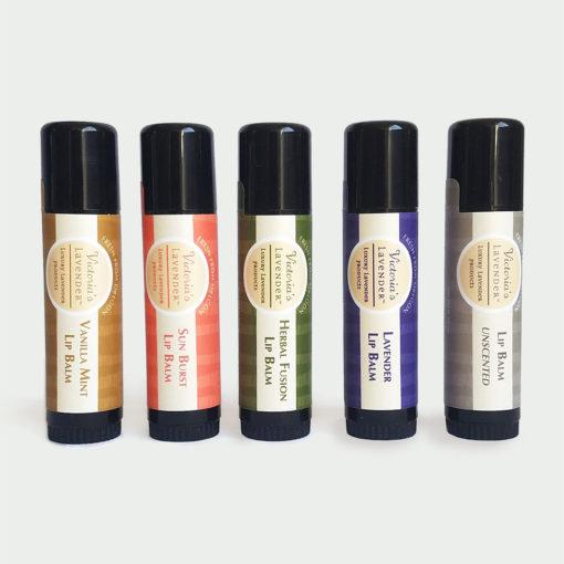 Healing Lip Balms