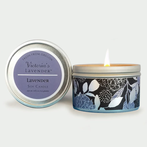 Lavender Soy Room Scenting Candle