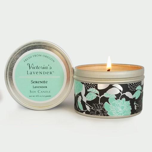Lavender Serenite Soy Candle