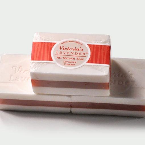 Lavender Currant Soap