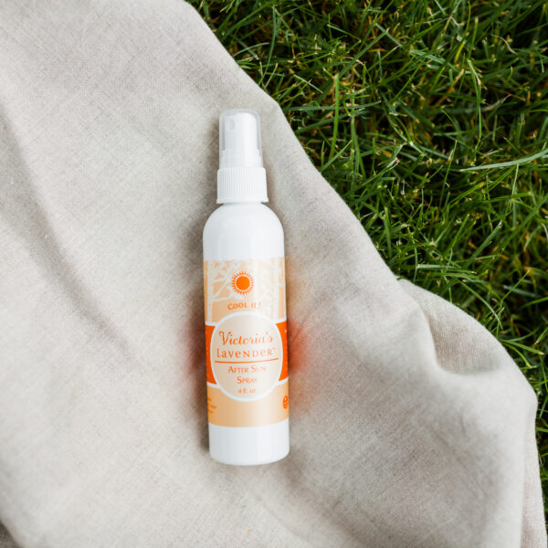 Lavender Sunburn Relief Spray