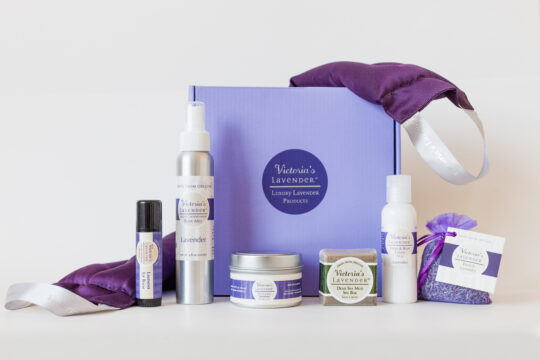 Luxury Lavender Gift Set