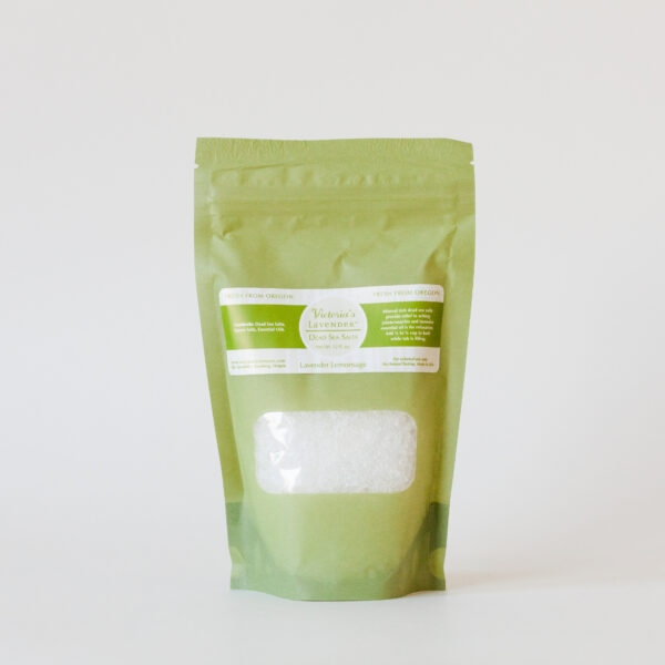 Lavender Lemonsage Bath Salts