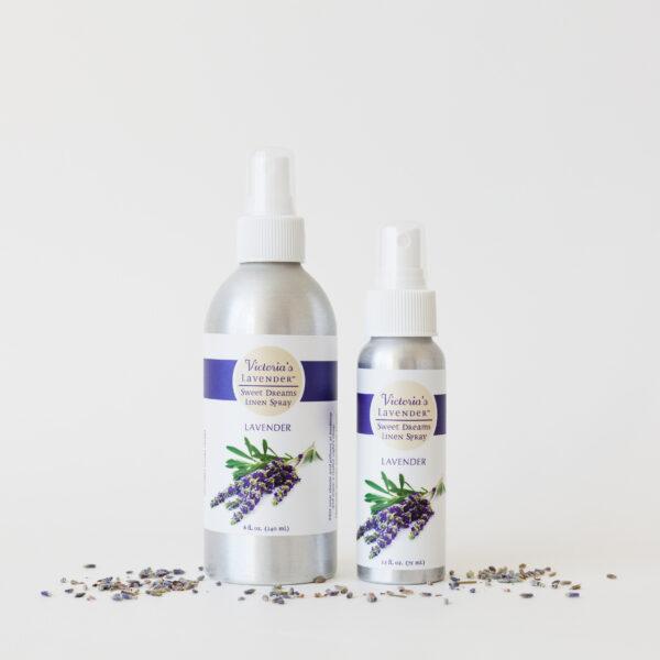 Victorias Lavender Linen Spray