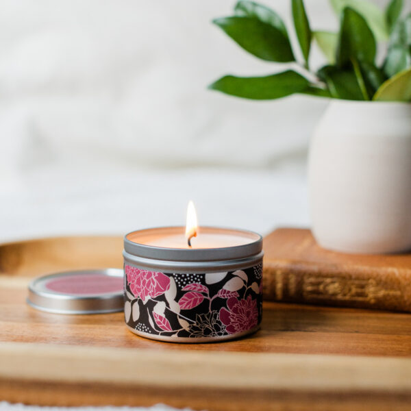 Blackberry Soy Candle