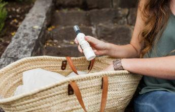 Victoria's Lavender's All Natural Bug Repellent Spray