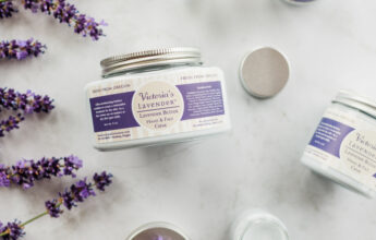Victoria's Lavender Hand and Face Butter