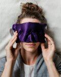 Victoria's Lavender Luxury Eye Pillow/Eye Mask