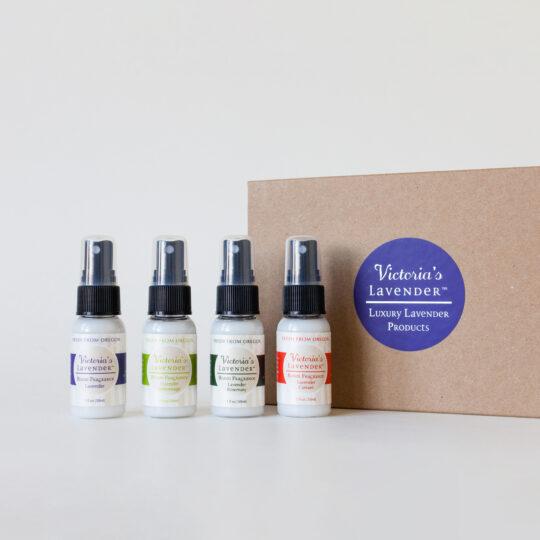 Room Spray Sample Kit