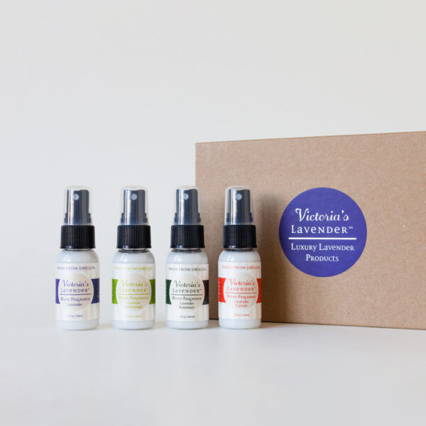 Room Spray Sample Kit