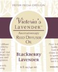 Blackberry Lavender Reed Diffuser Oil